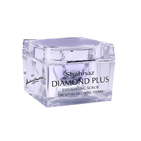 Shahnaz Husain Diamond Exfoliating Facial Scrub
