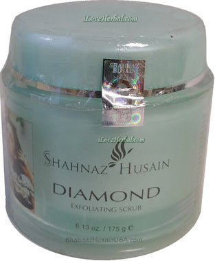 Salon Size Shahnaz Hussain Diamond  Exfoliating Facial Scrub