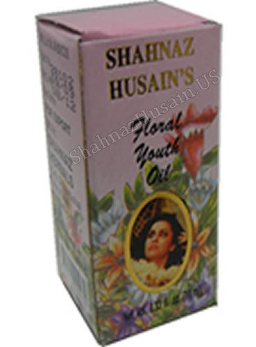 Shahnaz Husain Floral Youth Oil Aroma Therapy 10ml