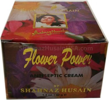 Shahnaz Husain Flower Power Antiseptic Cream