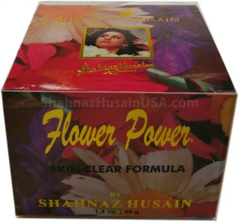 Shahnaz Husain Flower Power Wildrose Skin Clear Formula