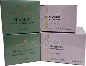 Shahnaz Husain Herbal Facial Kit II