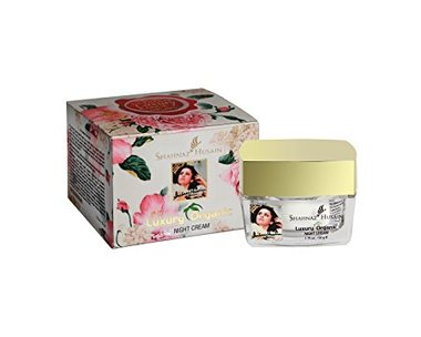 Shahnaz Husain Luxury Organic Day Cream 40g