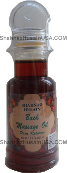 Shahnaz Husain Muscle relaxant Oil Back Pain Massage