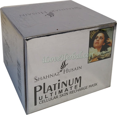 Shahnaz Platinum Facial Mask 40g