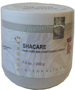 Shahnaz Husain Shacare Hair Care And Conditioning Powder