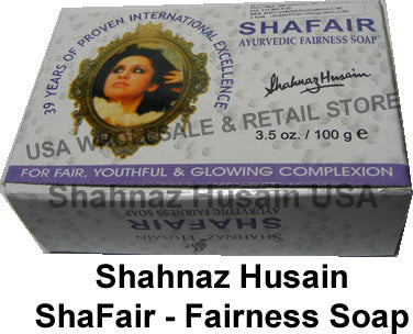 Shahnaz Oxygen Body Care Cleanser Soap