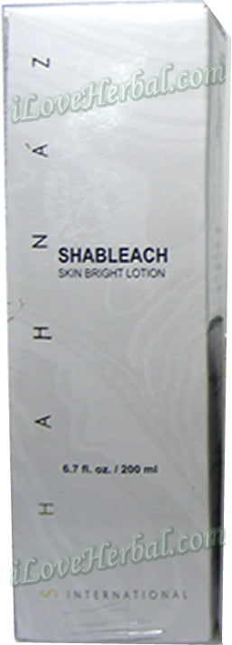 Shahnaz Husain Shableach liquid bleach 1000ml