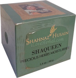 Shahnaz Husain Shaqueen Facial Massage Cream