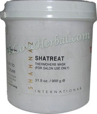 Shatreat Thermoherb Mask
