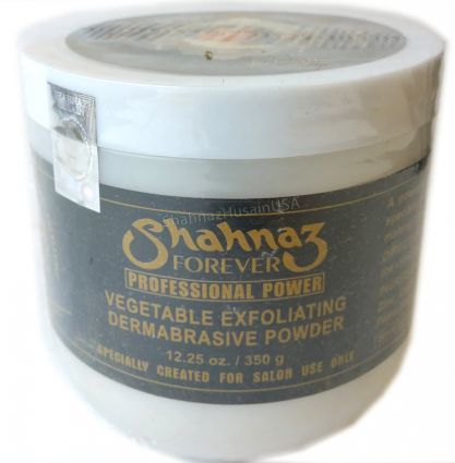 Shahnaz Vegetable Exfoliating Dermabrasive Powder