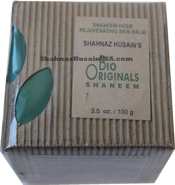 Shahnaz Neem Face Pack Mask Rejuvenating Skin Balm