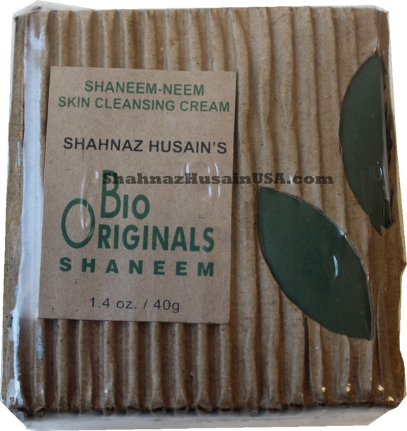 Shahnaz Neem Skin Cleansing Cream Facial Cleanser
