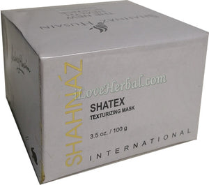 Shahnaz Shatex Herbal Facial Texturizing Facepack Mask