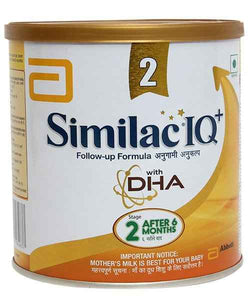 Abbott Similac IQ Plus Infant Formula Stage 2 After 6 Months (400g)