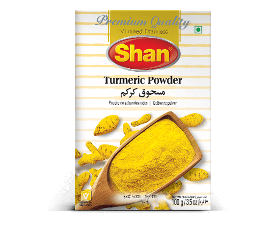 SHAN TURMERIC POWDER 100G