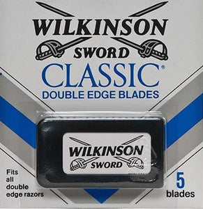 Wilkinson Double Edge Blade - Pack of 5