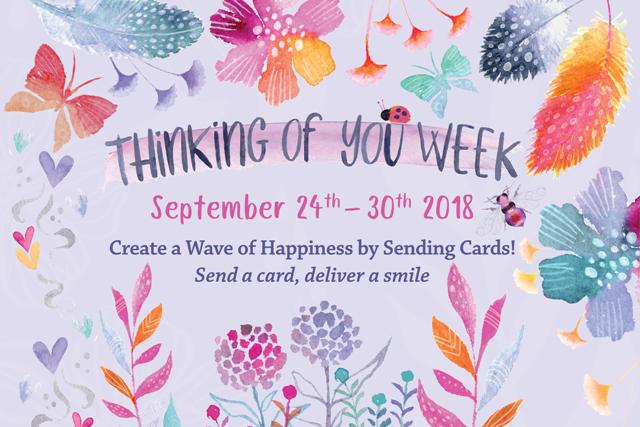 "G Squared Celebrates ""Thinking of You Week"""