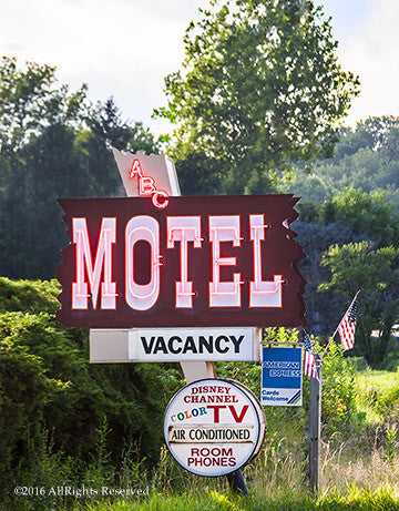 ABC Motel Photograph