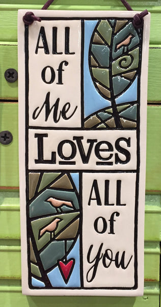 Spooner Creek Designs<br>All of me