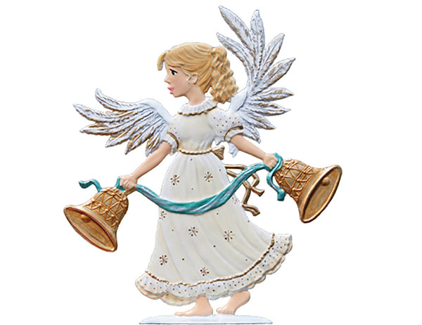 "<strong>New!</strong> Wilhelm Schweizer 2016 ""Bell Ringer Angel"" Angel Ornament"