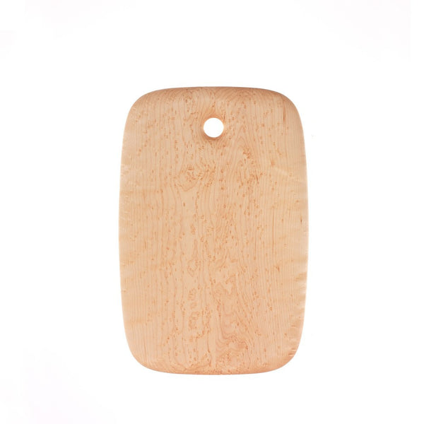 Edward Wohl Bread Board #1 Birds Eye Maple