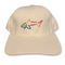 Greg Norman Vintage Golf Strapback Hat