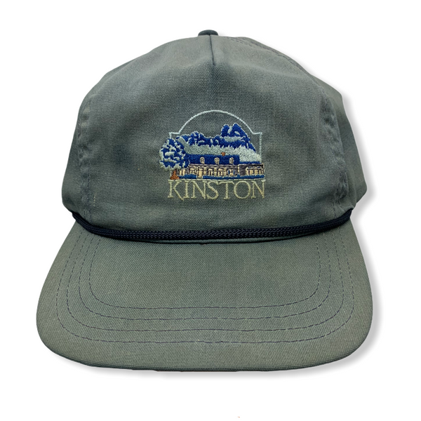 Kinston Country Club NC Vintage Strapback Hat