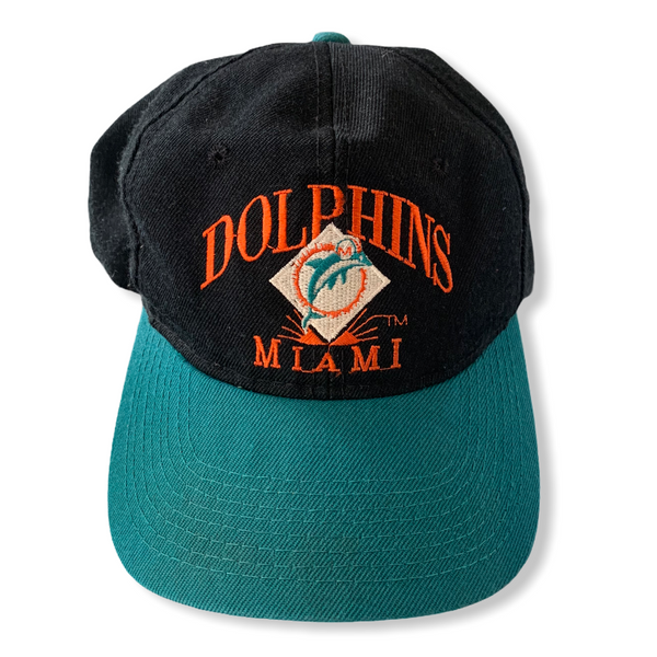 Miami Dolphins Vintage 1990s SnapBack Hat
