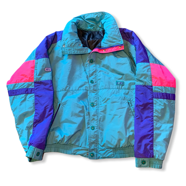 CB Sports Vintage Ski Jacket Medium