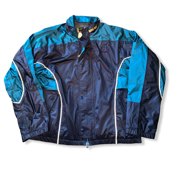 IN Sport Gore-Tex Vintage Windbreaker Large