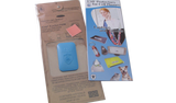 Vortex BioShield® Quantum EMF Neutralizing Protector - LIGHT BLUE