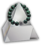 131 New Product - EMF Harmonizing Bracelet Malachite Green