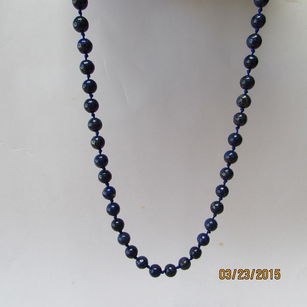 New Product - Lapis Lazuli  EMF Radiation Harmonizer Neckless