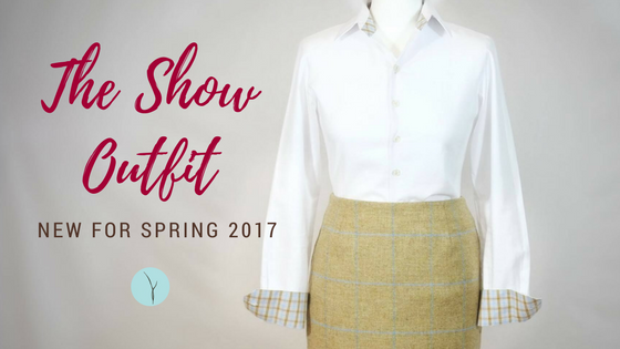 Introducing: The Show Outfit