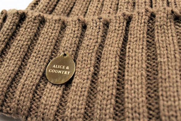 Alice & Country Pom Pom Bobble Hat - Alice & Country