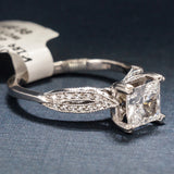 Tacori White Gold Engagement Ring with Diamonds- Style 2573