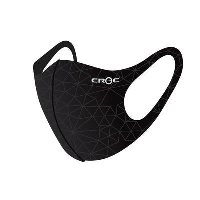 Croc Antibacterial Green Mask