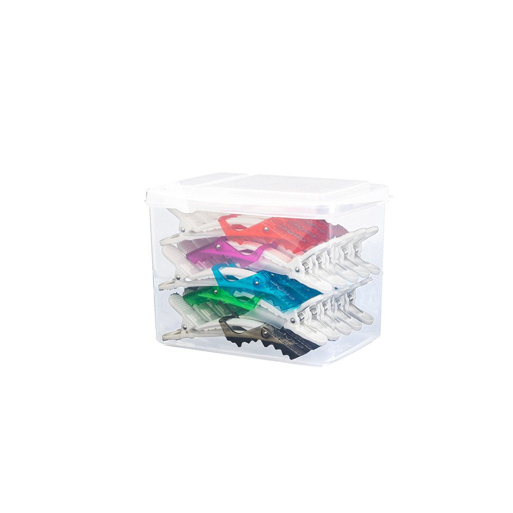 CROC Hair Clip Set (25 pcs) - CROC Hair Professional