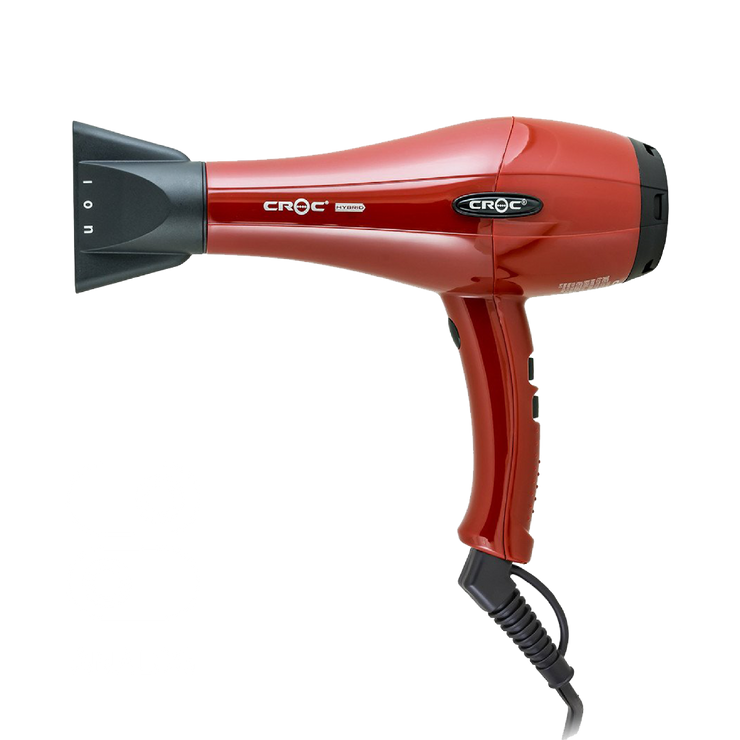 Red Hybrid Blow Dryer