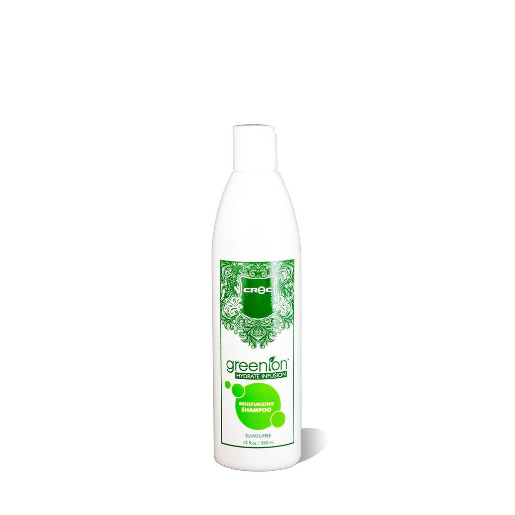 CROC Greenion™ Moisturizing Shampoo - CROC Hair Professional