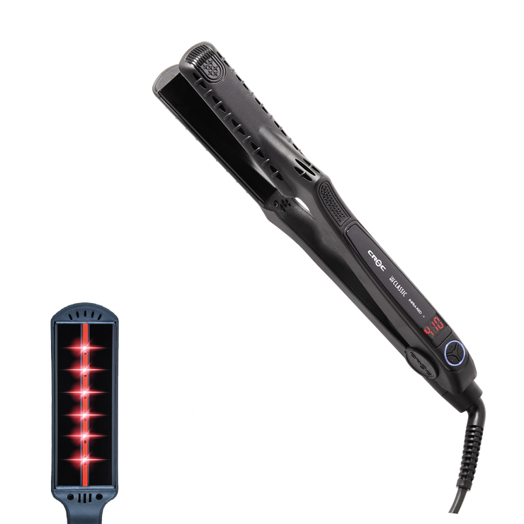 The New Classic Flat Iron Infrared 1""