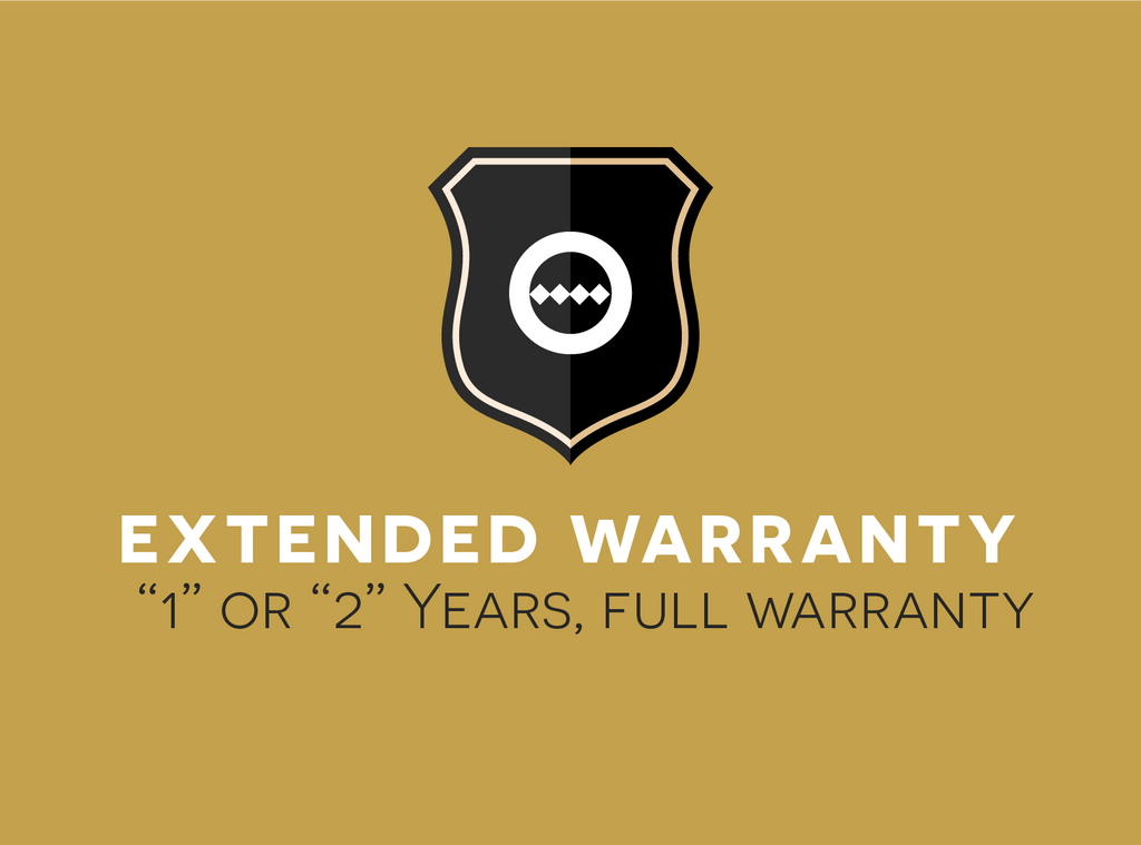 Extend your warranty