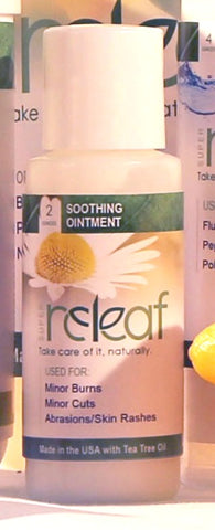 Personal Care- Soothing Ointment