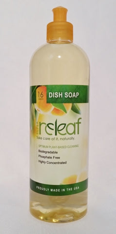 Cleaning- Dish Soap