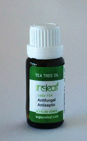 Tea Tree Oil 15 ml Pure Australian Certified
