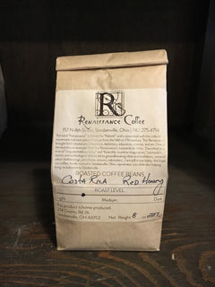 Costa Rica Red Honey Roasted Coffee