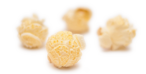 Courthouse Cheddar popcorn cluster
