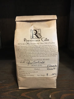 La Guillotine Roasted Coffee