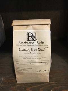 Sanctuary House Blend Roasted Coffee